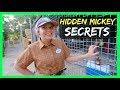 CAST MEMBER REVEALS SECRET HIDDEN MICKEYS? | Animal Kingdom Vlog