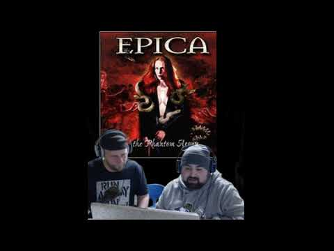 Pastor Reacts | Epica- The Phantom Agony