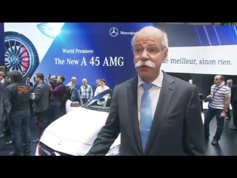 Mercedes-Benz Best Of Geneva Motor Show 2013