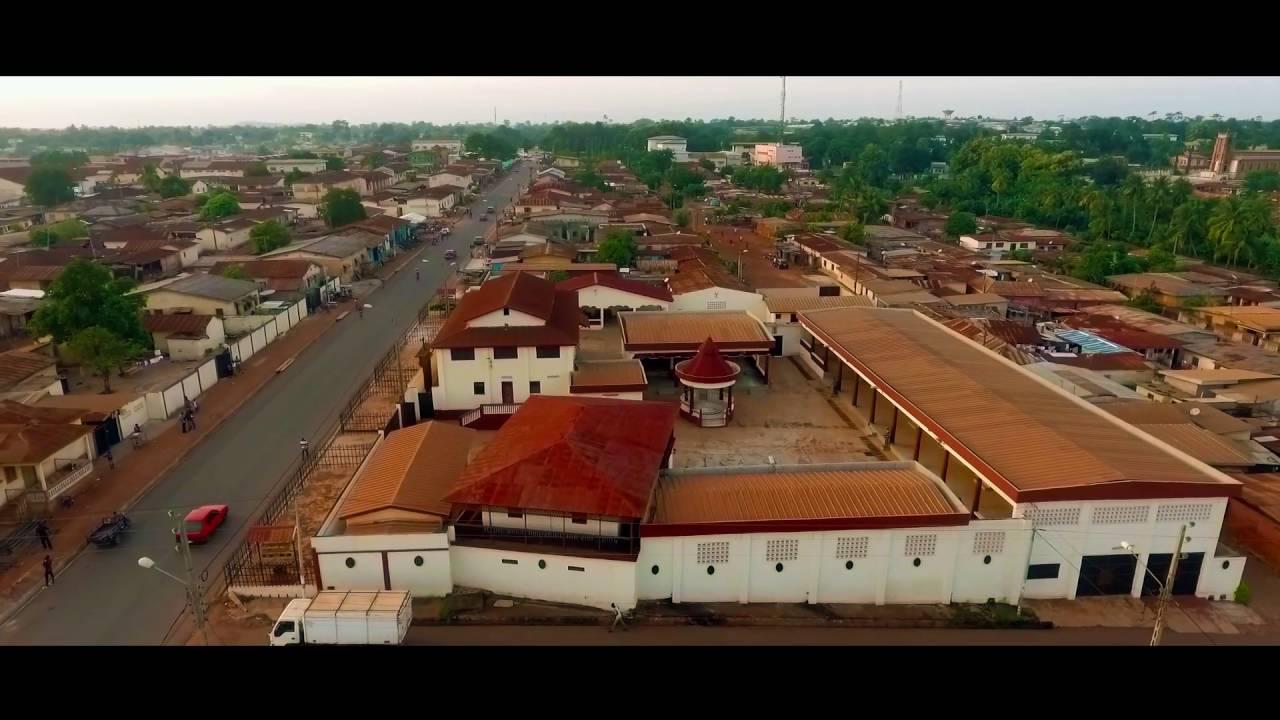 Abengourou City