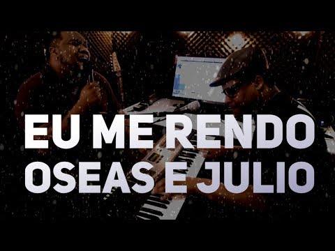 No Microfone - Julio Cesar ( Eu me Rendo )