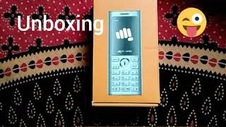 Unboxing micromax x556
