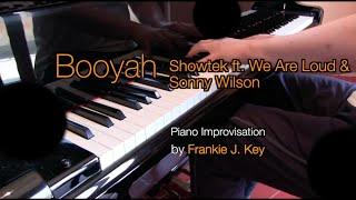 Booyah - Showtek ft. We Are Loud & Sonny Wilson ( Acoustic Piano Cover )