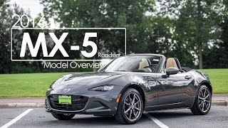 2016 Mazda MX-5 Roadster | Review | Test Drive