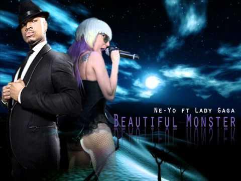 Beautiful Monster NeYo ft  Lady Gaga