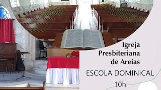 IP Areias  - EBD | 10h | 11-04-2021