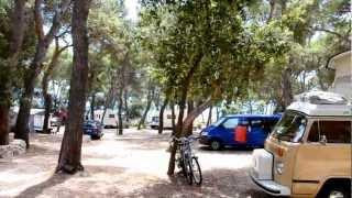 Kamp Kozarica - Pakoštane - www.avtokampi.si