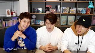 CNU & Sandeul Duet (Harmonization) Compilation