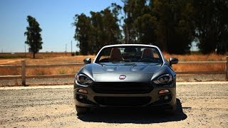 2016 Fiat 124: Does the world need a Miata in drag? (On Cars, Episode 97)