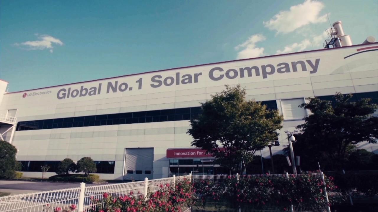 LG Solar | CivicSolar