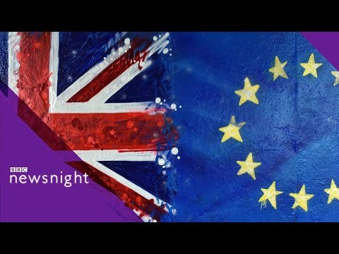 Brexit vote: What are the choices ahead? - BBC Newsnight
