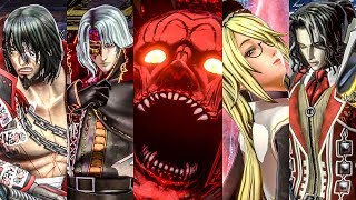 Bloodstained Ritual of the Night - All Boss Fights (Fastest KIll / Nightmare / No-Damage)