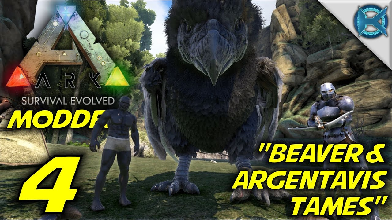 Ark modded survival evolved ep 4 beaver argentavis tames ark modded survival evolved ep 4 beaver argentavis tames lets play ark gameplay s3 youtube malvernweather Image collections