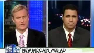 Bill Burton Calls Out McCain & Fox on Talking Smears Instead of Economy