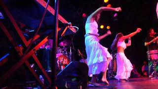 Delta Nove Live @ The Roxy, Part 3
