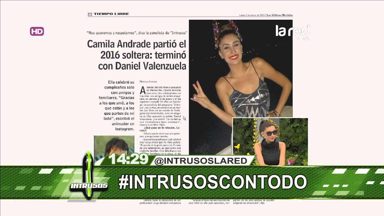 2513+Andrade Camila Andrade empezó el año soltero? - YouTube