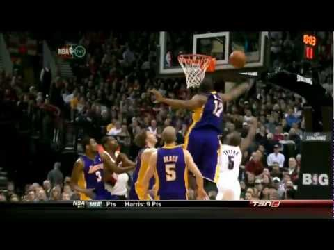 NBA BEST BLOCKS 2011-12