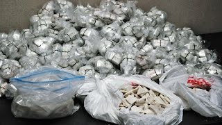 Heroin Mega Bust in New York Sets Record