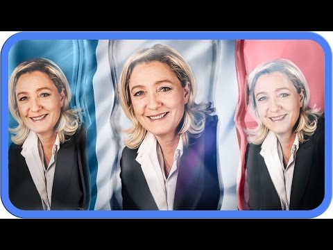 Wer ist Marine Le Pen?