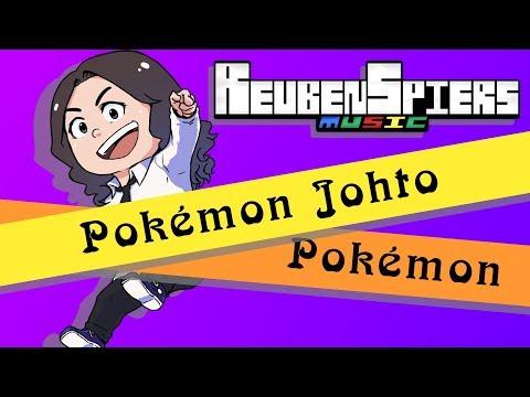 Pokémon - Johto Journeys (Reuben Spiers Cover)