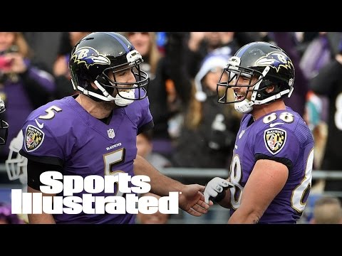 Ravens vs. Patriots: Why Ravens Will Win AFC North, Says Matt Birk | SI NOW | Sports Illustrated