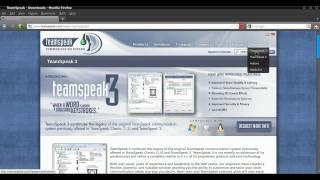 Teamspeak 3 intallieren: Download Installation und Konfiguration Win Mac Linux am Bsp. Ubuntu