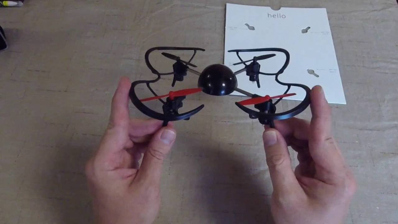 Micro Drone 3 Prop Replacement Youtube