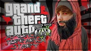 "GTA 5 ""COPS GONE WILD"" AMERICAN TERRORIST STORY ""GTA 5 FUNNY MOMENTS"""