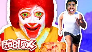 ESCAPING MCDONALDS! | Roblox #14