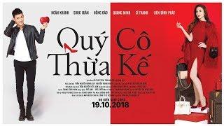 Hậu trường Quý cô thừa kế: Ngân Khánh đu lên người Song Luân | Phim chiếu rạp | 321 Action