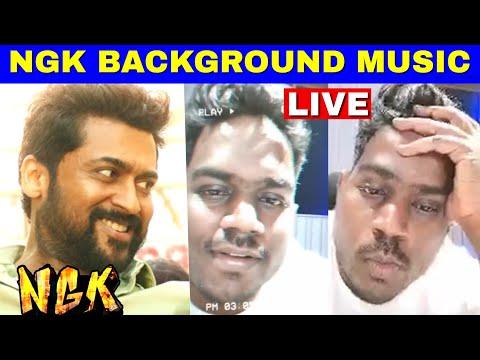 NGK Background Score : Yuvan Live Update | Suriya, Selvaraghavan | Sai Pallavi | NGK Teaser