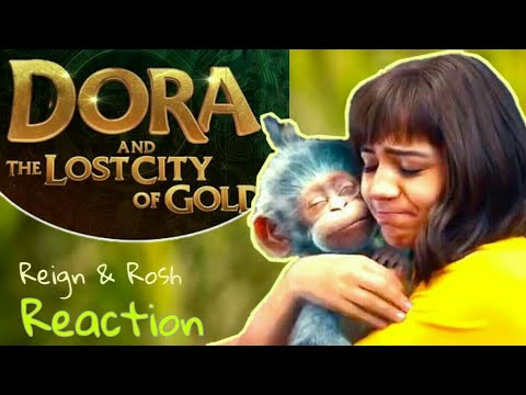 dora-and-the-lost-city-of-gold-|-2019-|-official-trailer-|-reaction