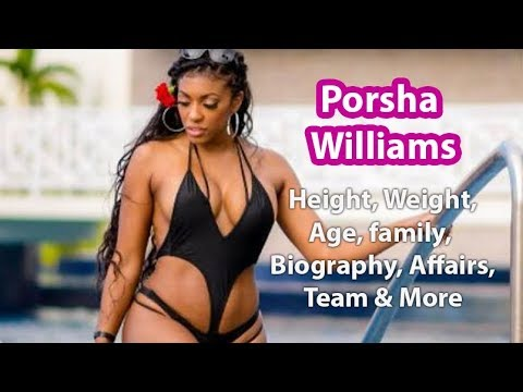 Porsha Williams Height Weight Measurements Net Worth and more