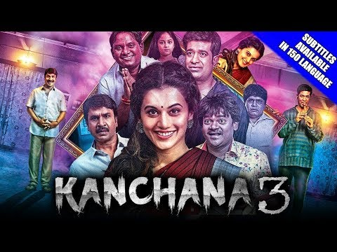Kanchana 3 (Anando Brahma) 2018 New Released Full Hindi Dubbed Movie | Taapsee Pannu( full review)