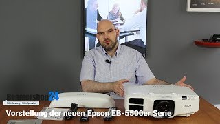 видео Проектор Epson EB-G7200W