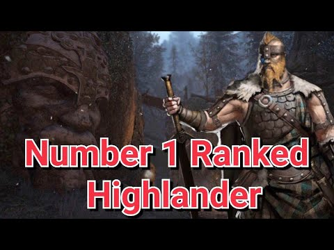 For Honor - Facing The Number 1 Highlander On Xbox! Best Highlander I Have Ever Faced! Highlander OP