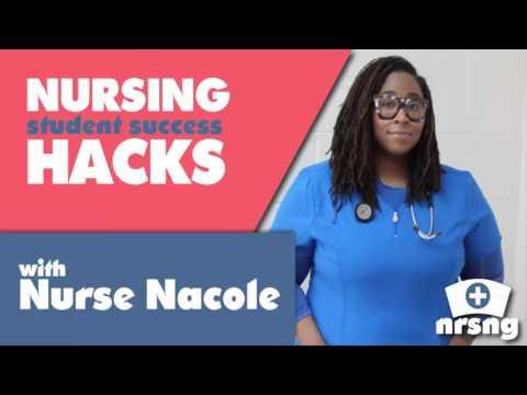 Nursing School Success Hacks with Nurse Nacole [Interview]