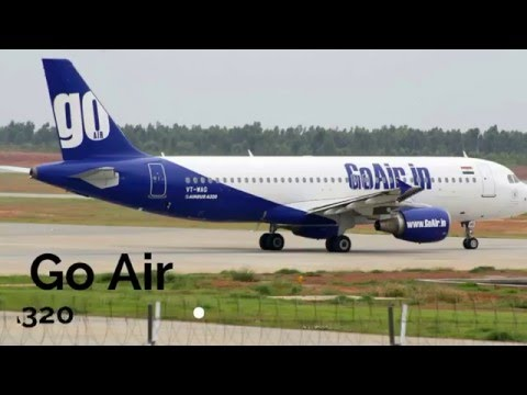 Mumbai - Goa Flight Review GoAir Flight