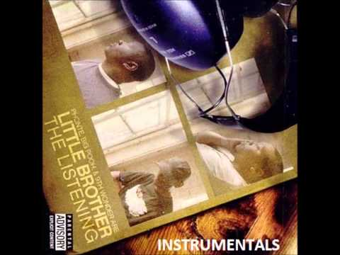 9th Wonder/ Little Brother- The Listening (Full Album)- Instrumental