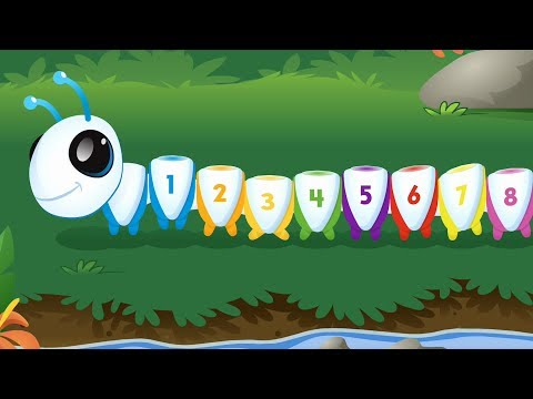 Fisher Price 🐛 Think & Learn Code A Pillar App 🐛 Kids Learn Coding & Counting