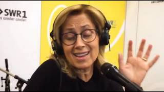 Lara Fabian''Growing Wings''acoustic 2017 sur Radio SWR1