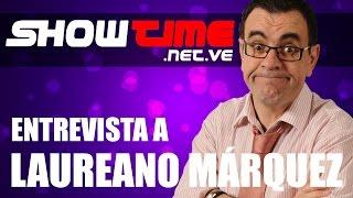 Laureano Márquez entrevistado por ShowTime