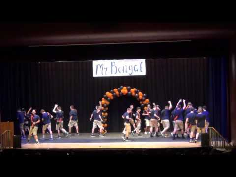 BHS Mr. Bengal 2017, ACT 1