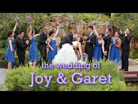 Joy + Garet Wedding Film at the Kyoto Grand Hotel in Downtown Los Angeles