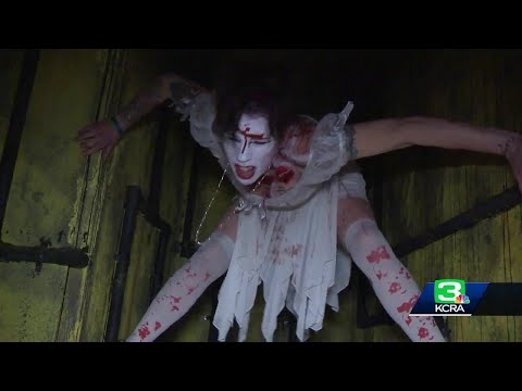 Sacramento haunted house puts spooky twist on Valentine's Day