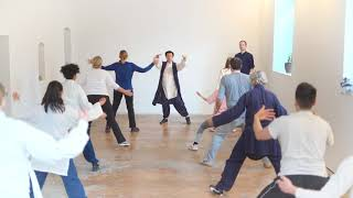 Qi Gong Instructions - Step by Step - Wudang Five Animals Qigong Part 1