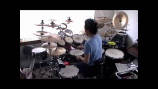 Yui Spiral & Escape Drum Cover
