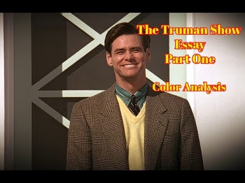 The Truman Show Essay Examples - Free Research Papers on blogger.com
