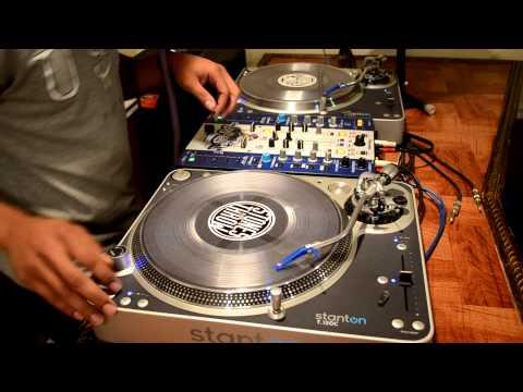 DJ BLAZE - Blazing Cuts [June 2014] Mixtape Freestyle Set (DJbooth.net)