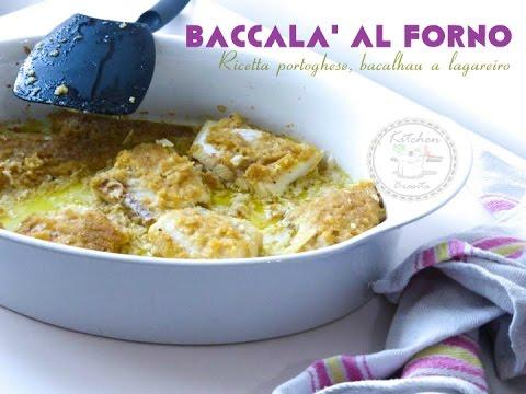 baccala' al forno che si scioglie in bocca ricetta portoghese ... - Come Si Cucina Il Baccala